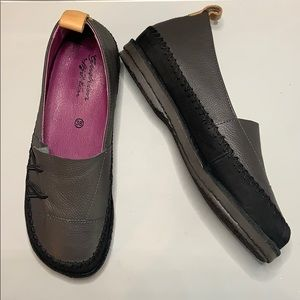 Gudrun Sjoden slip on shoes. Size 38
